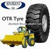 inner tube and tubeless bias otr tire wheel loader tyre