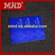 pvc cards printing business plastic transparent material