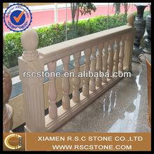 roman beige marble pillar&column