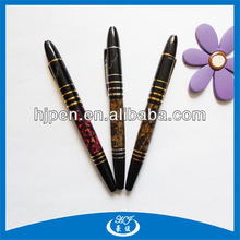 High End Promotiona Metal Gift Pen Customized Imprint Ball Pen
