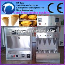 Fornecimento de fábrica de pizza que faz a máquina / máquina para pizza / mini pizza cone máquina 0086-13676938131