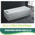 Hs-1700-10 meistverkauften 1700mm badewanne maße in mm einfachen badewanne