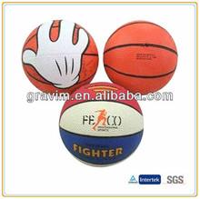 High quality professional basketball