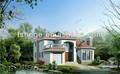 حديثةفيلا مع المرآب، تصميم المنزل الجاهزة 150 متر، مع تصميم خفيف الخارجي فيلا إطار من الصلب ولوحة شطيرة