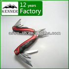 Wholesale stainless steel multifunction knife with lock system brand KENNER