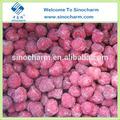calibrado de fresa iqf frutas