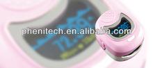 Fingertip pulse oximeter Spo2 Monitor, blood oxygen, pulse rate for children QB