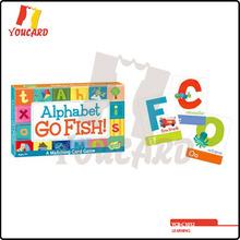 YCB-C1012-Alphabet Go Fish Card Game