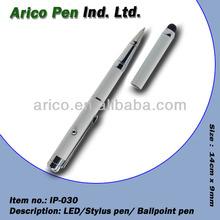 Multi functions stylus touch pen