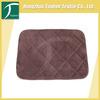 Polyester pvc backing bath mat MF-2-Coffee