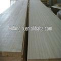 Finger joint panel de madera de madera maciza de pino en/paulownia