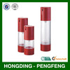 plastic airless pump bottle 15ml 30ml 50ml