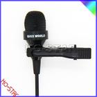 Delicate Lavalier Mic& Collar Mic&Clip Microphone