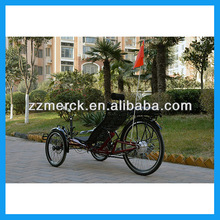 adult three wheelers electric recumbent tricycle