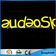 face light busines acrylic 3d advertise letter