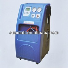 Powerfull A/C system cleaning Refrigerant oil recharge/recovery machine