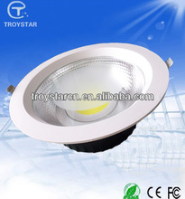 Indoor Commercial COB 20W ceiling lights led down light free shipping