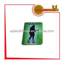 High quality custom print lapel pin