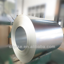 High precision hot dipped zinc coated steel coil/sheets Factory price