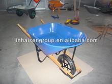 garden folding wheelbarrow steel handle wheelbarrow solid rubber wheel for wheelbarrow