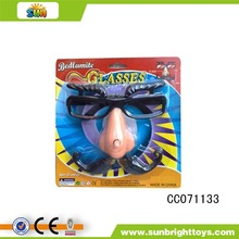 children toy glasses with activity beard