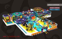 Lefunland Playground - indoor adventure play equipment