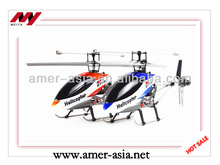 Hot Double Horse 9116 2.4GHz 4CH Single Blade RC helicopter