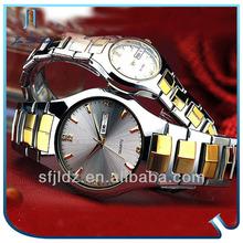 Lovers Gift Quartz Women/Mens Stainless Steel Wristwatch Wholesale alibaba express
