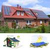 25 years warranty customized design solar photovoltaic