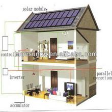Bluesun top quality solar cooker 2kw off-grid solar system power