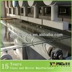 High quality FLOAT aquarium glass sheets for sale