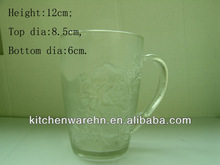 2014 Haonai glass new well selled products,light up tea mugs