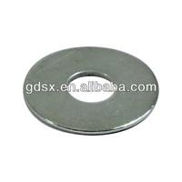 China Dongguan supplier/manufacturer thin metal plain washer,hardened plain washers