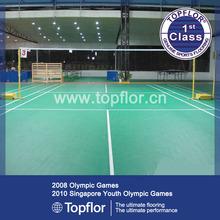 Indoor Badminton Court Flooring for Sports Hall
