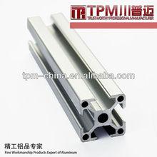 Aluminium Profile Glass Fence/Aluminium Profile and Hinge