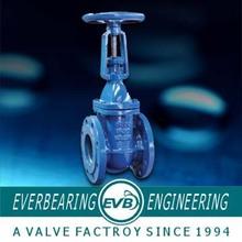 DIN rising stem gate valve made in China