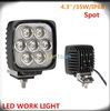 Square led 35w car lighting wholesale led work lights china manufacturer led lighting 835