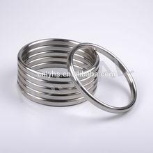 Supplier Metal O-ring metallic ring joint gasket