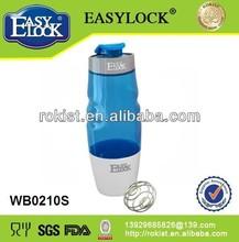 BPA free custom protein shake cup bottle 16oz 600ml