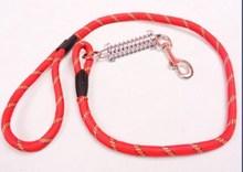 Contemporary unique wide nylon dog collar