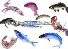 la acuicultura de fertilizantes para el crecimiento de algas de peces en estanques de camarón