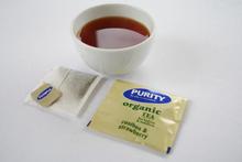 Private label Ganoderma green tea