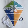 cometa promocional de diamante con certificado CE