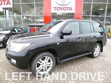 Toyota Land Cruiser V8 D-4D Executive Car (LHD 98032 DIESEL)