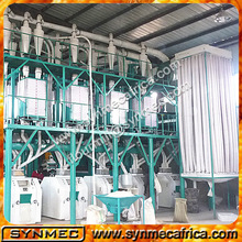 100-300T/D flour milling machine, flour mill association