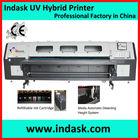 Indask uv digital printing machine / uv hybrid printer with Ricoh GEN5