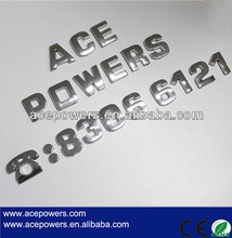 Hot Selling English Letter Pattern Alphabet Chart For Hardware Accessories