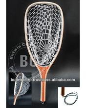Fly Fishing Rubber Net Landing Net