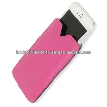 ADALMC - 0043 leather cell phone cover maker / mobile phone leather covers / cell phone case cover