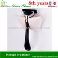 baño colgando organizador de almacenamiento bolsa de titular de la máquina de afeitar